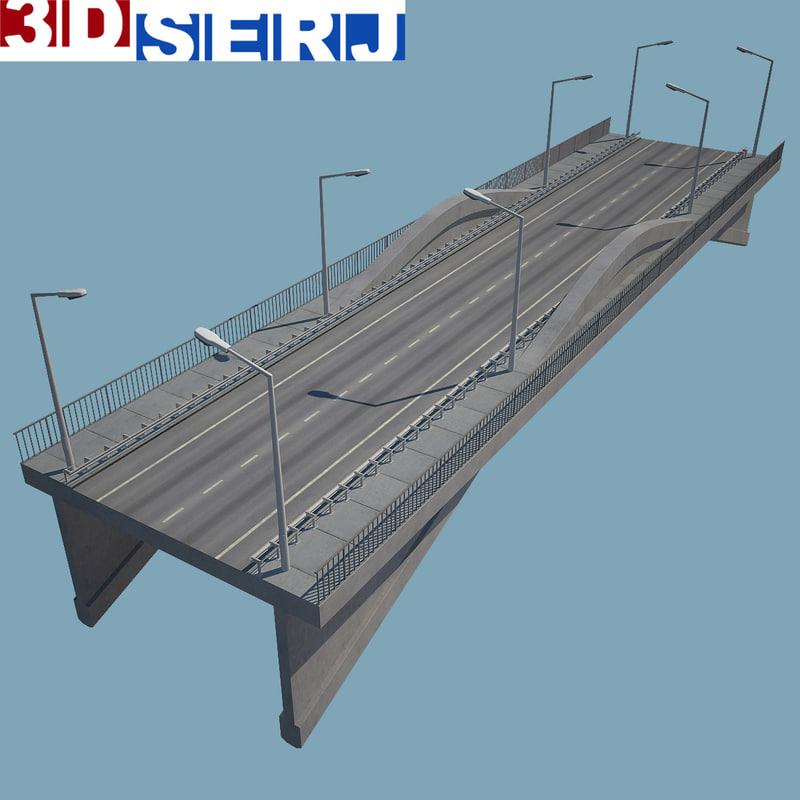 3ds bridge cars