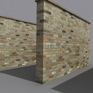 section wall coz110726386 3d model