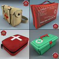 First aid kits Collection