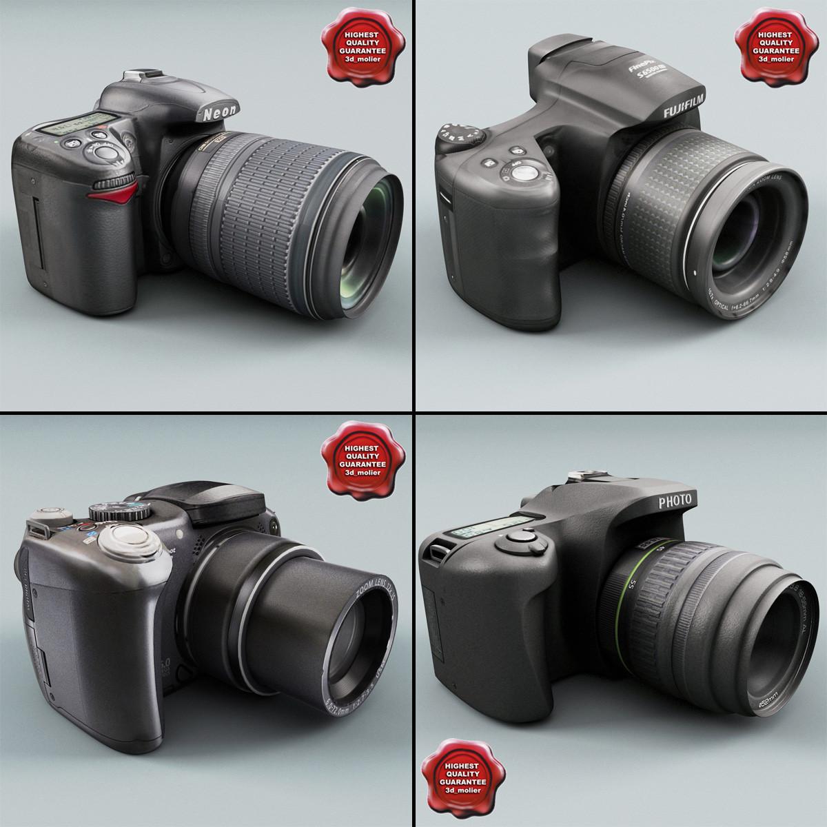 3d digital cameras v1