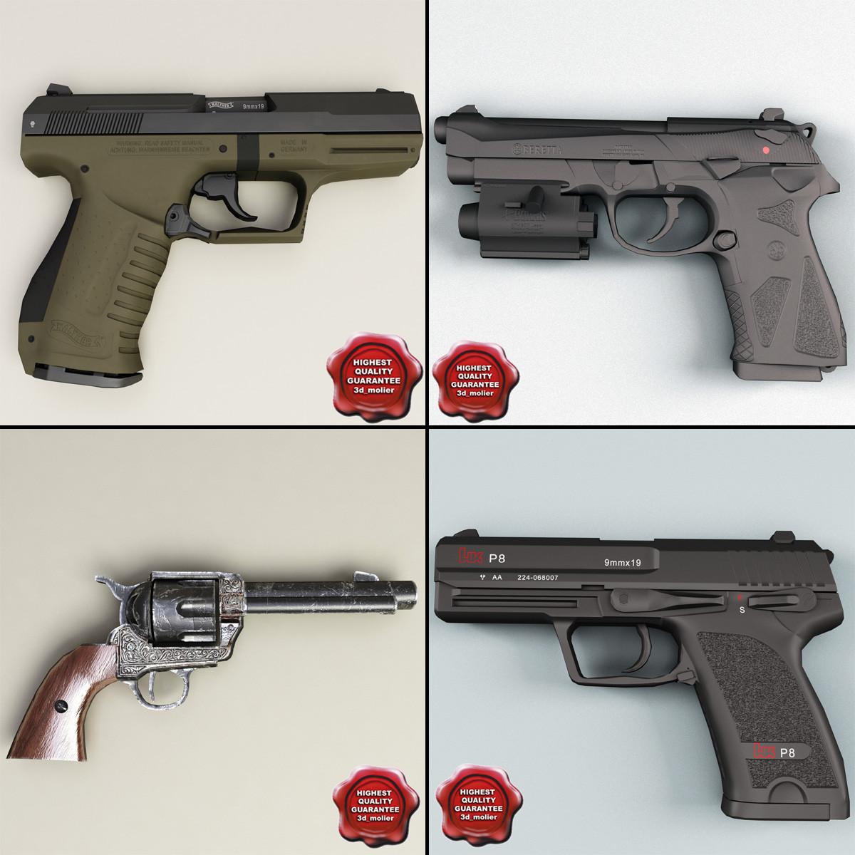 lightwave pistols v1