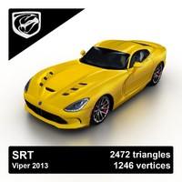 2013 srt viper sport coupe max