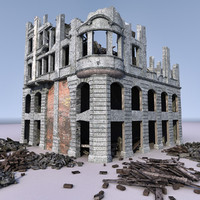 building ww2 3d max