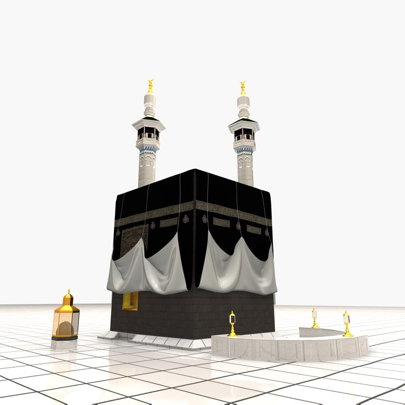 3D Makkah Models | TurboSquid