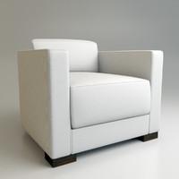 Armani Tokyo Chair