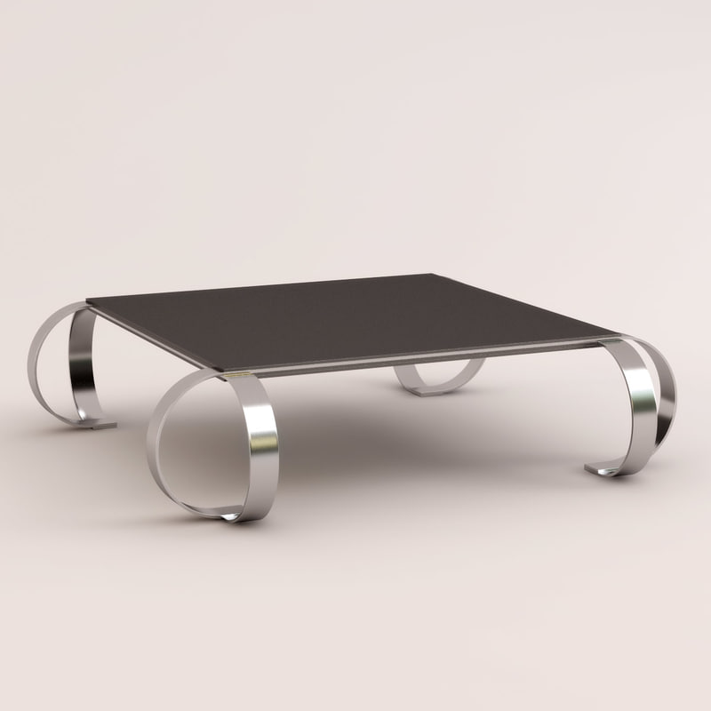 chion coffee table 3d 3ds