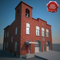 Fire Station V2