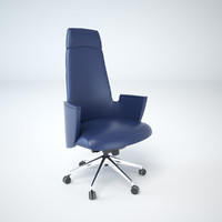 3d model giovanni baccolini amadeus chair