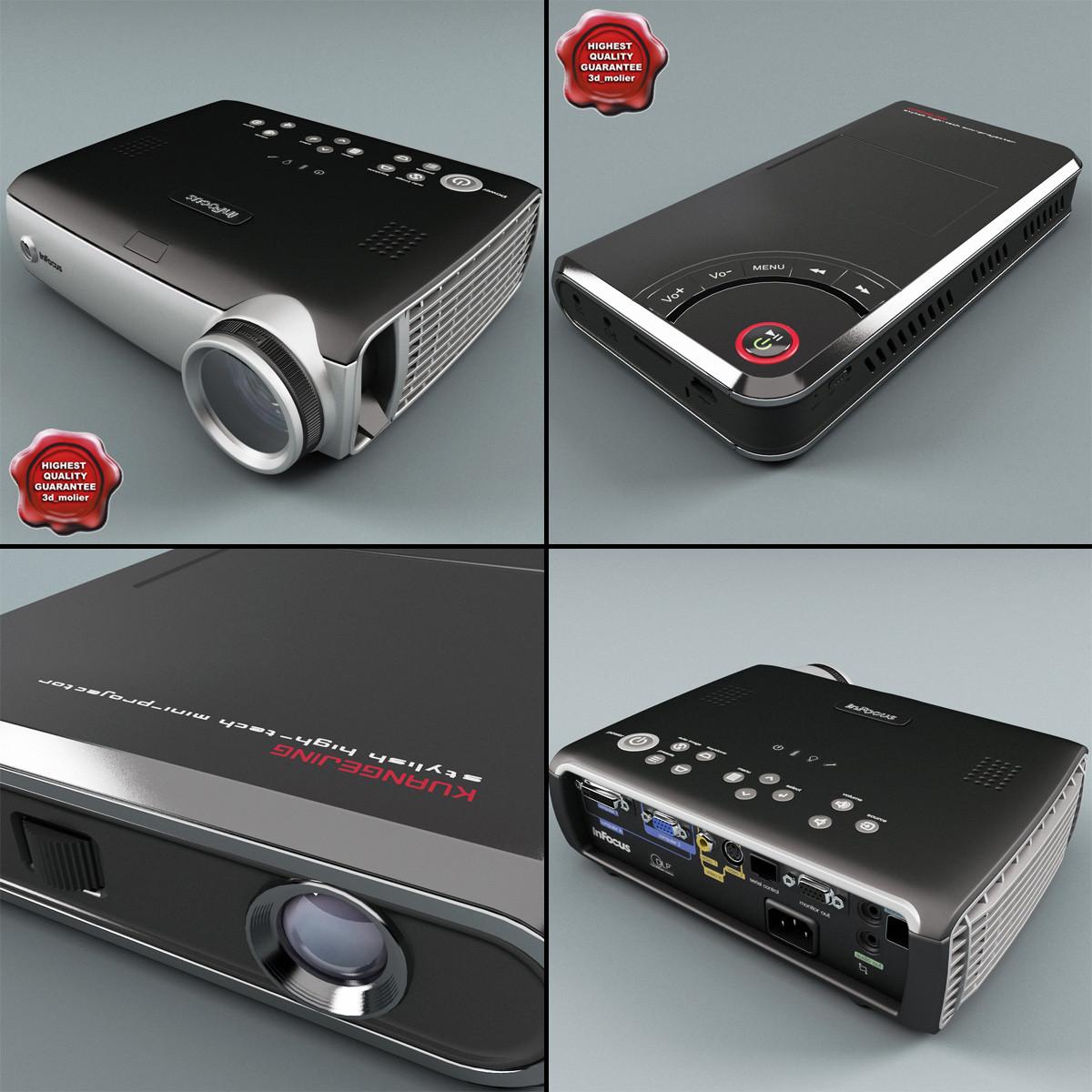 projectors v2 3d 3ds