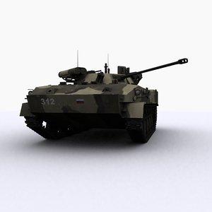 modernized bmd-3 russia max