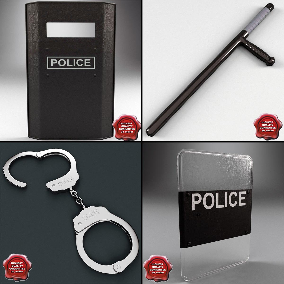 lightwave police equipment