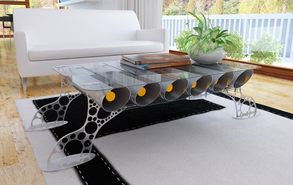 table designed wines bottles max