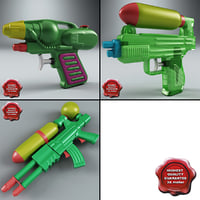 Water Guns Collection