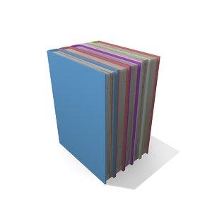 3ds pocket book
