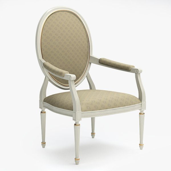 old fashioned chair max