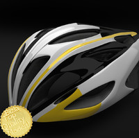bell alcherra racing bike helmet 3d obj