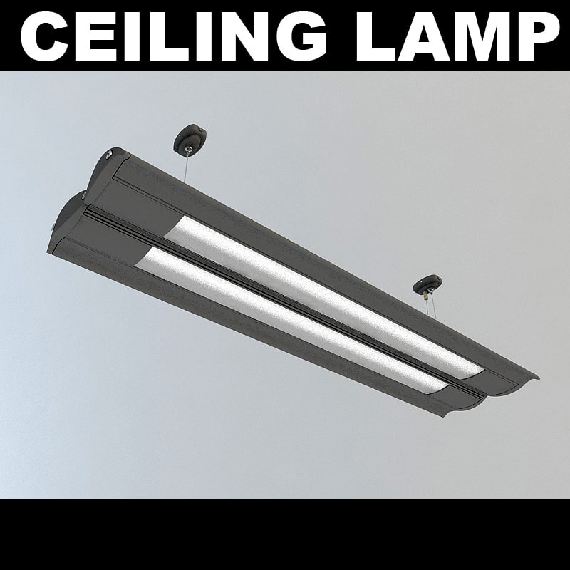 max office ceiling lamp
