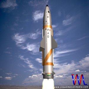cob prithvi pad missile interceptor