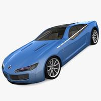 Bertone Birusa Concept Car