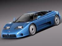 Bugatti EB110 1991–1995