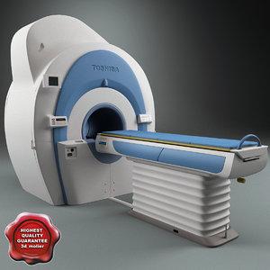 3d ct scanner toshiba mrt model