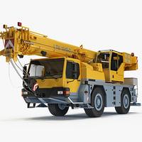 Liebherr mobile crane LTM 1040-2.1 2012