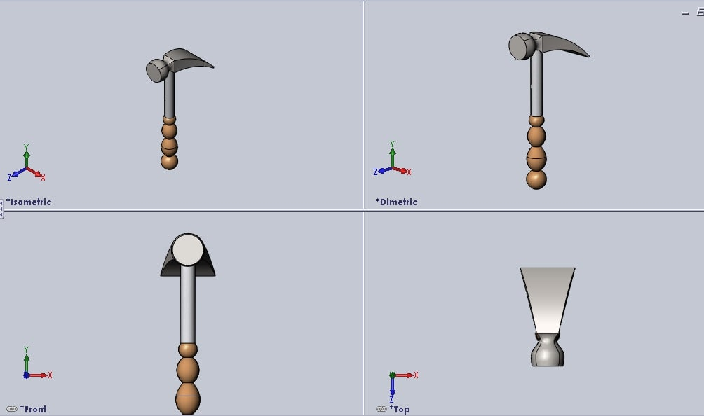 3d tammer tool