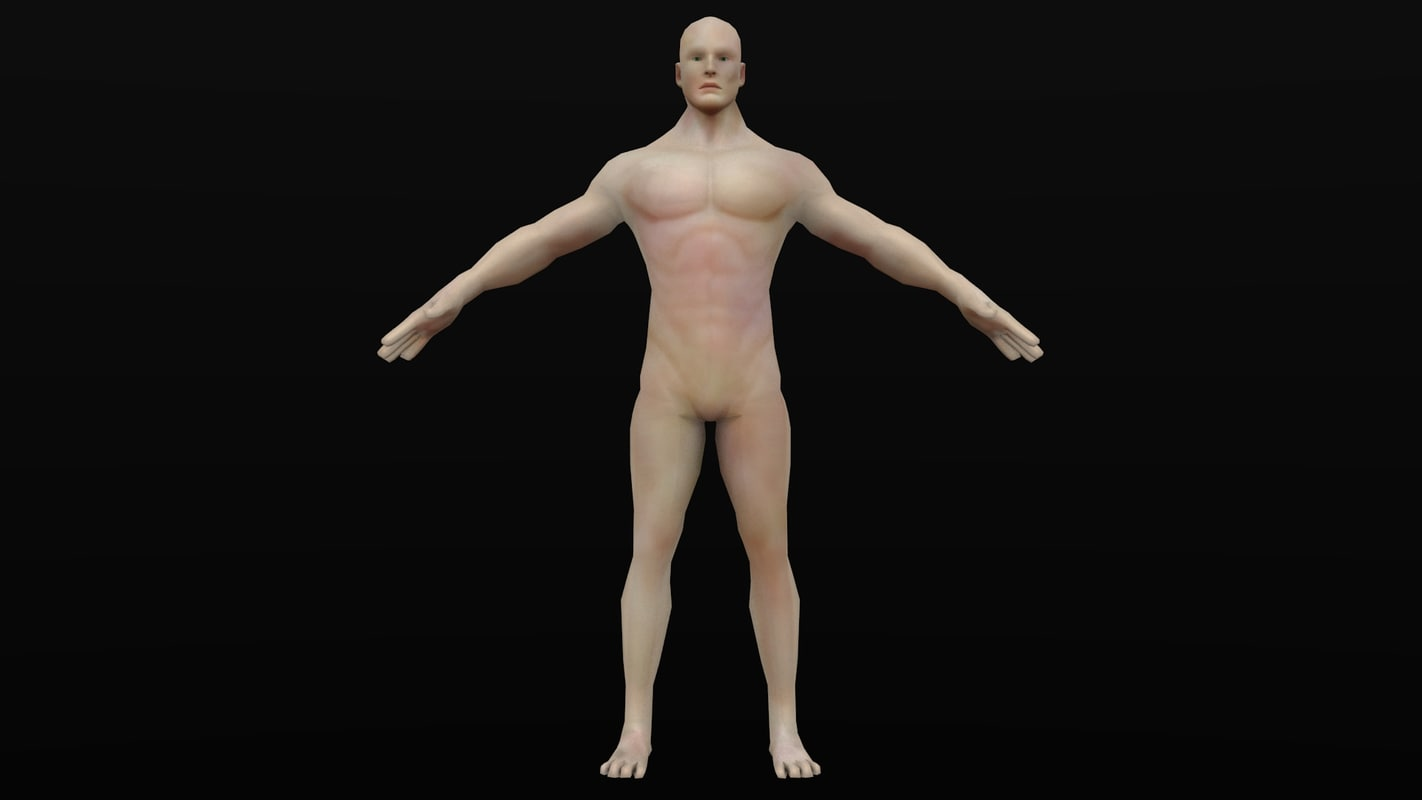 maya athletic male