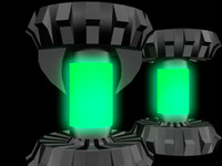 plutonium core obj