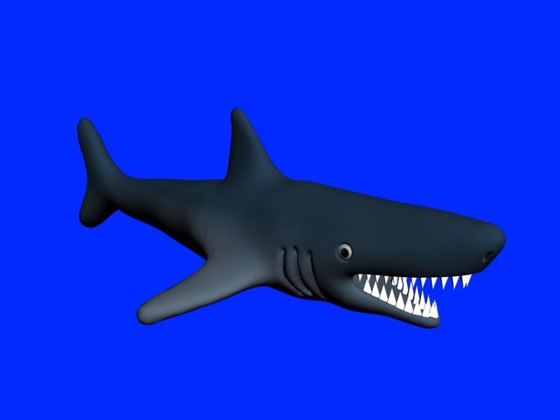 free shark