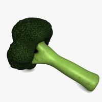 broccoli 3d max