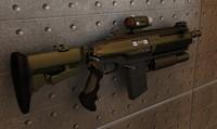 st 110 automatic rifle