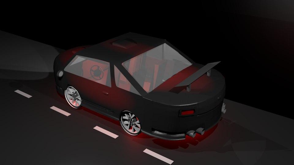 obj cars sports