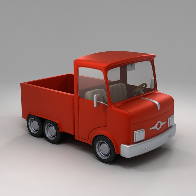 toy truck 1 max