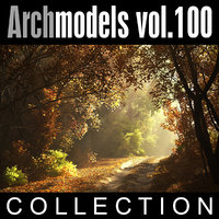 Archmodels vol。 100