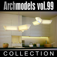 c4d archmodels vol 99 lamps