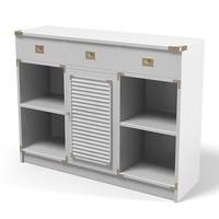 caroti chest drawers 3d model