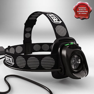 headlamp petzl 3d max