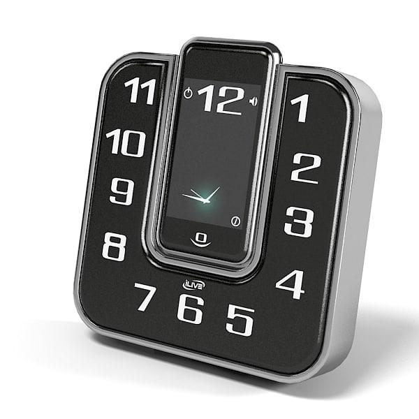 ilive icp391b clock max