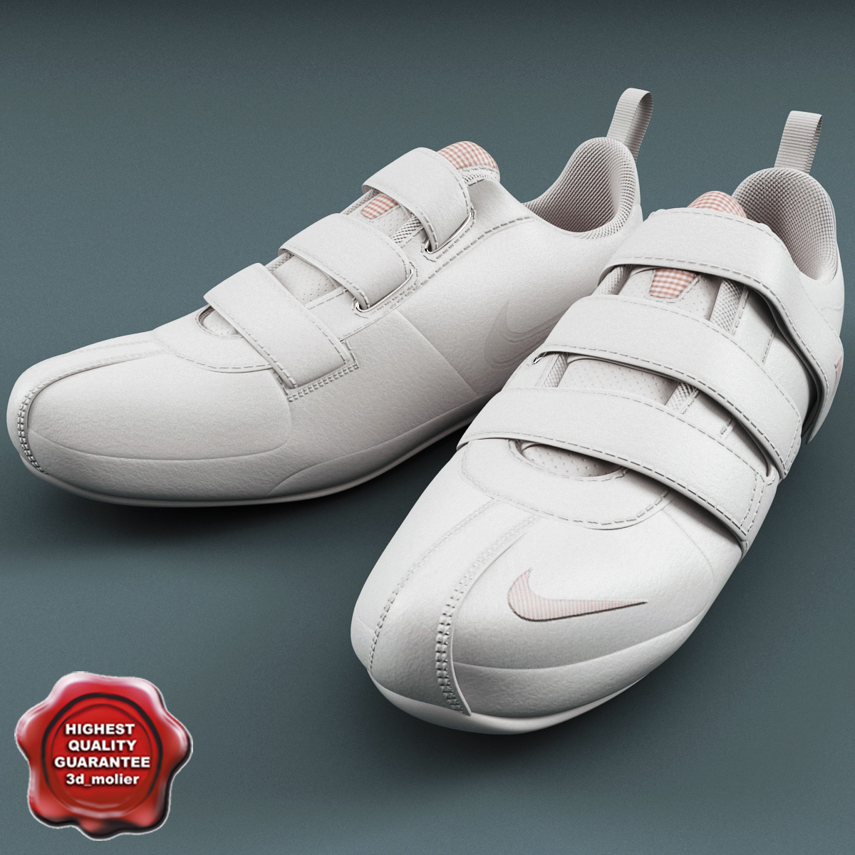 3ds max sneakers nike fixed speed
