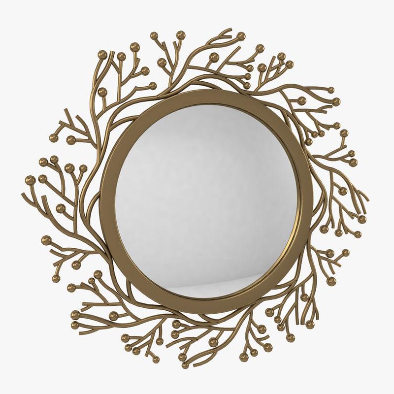 max berry mirror