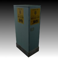 Traffic Light Power Box