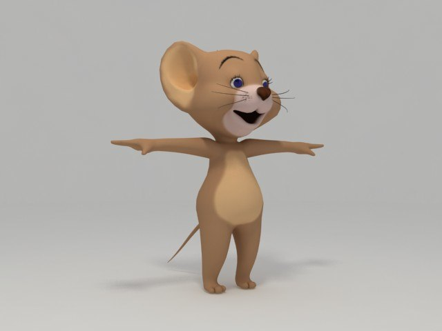 3ds max mouse