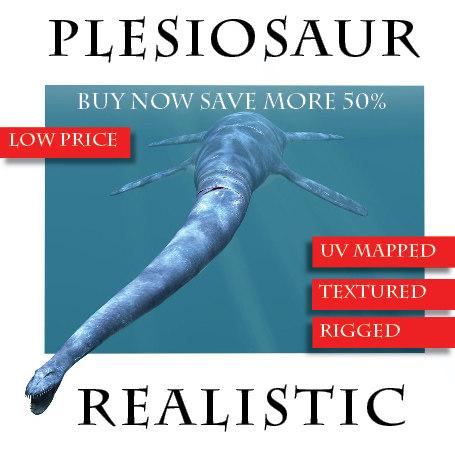 maya plesiosaur dinosaur