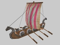 small medieval warship