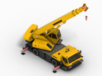 Crane Telescopic