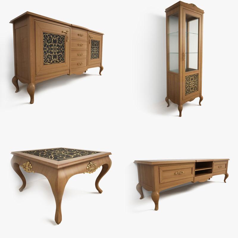 furniture giorgio casa 3d max