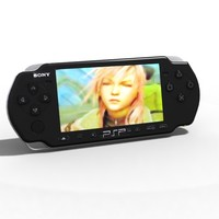 3d psp 3000 playstation portable