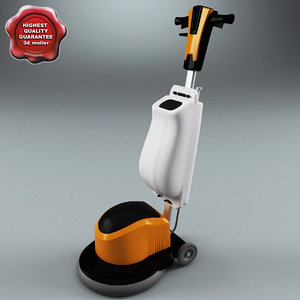 floor clean machine rd-multiple 3ds