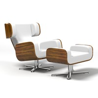 LYX Wing Lounge Chair